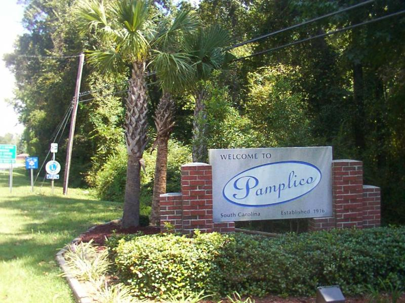 Town of pamplico home for Pool show florence sc